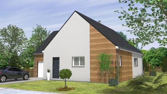 Maison en bois sur mesure 31 for Maison bois sur mesure