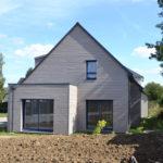 Maison ossature bois à visiter à Angers