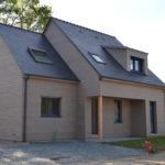 Visite d'une maison en bois en Maine-et-Loire